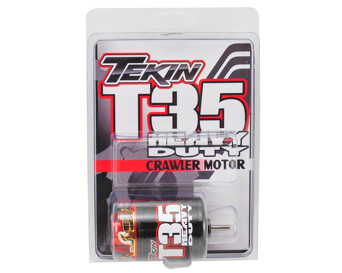 HD T-Series Rock Crawler Brushed Motor (35T) by Tekin