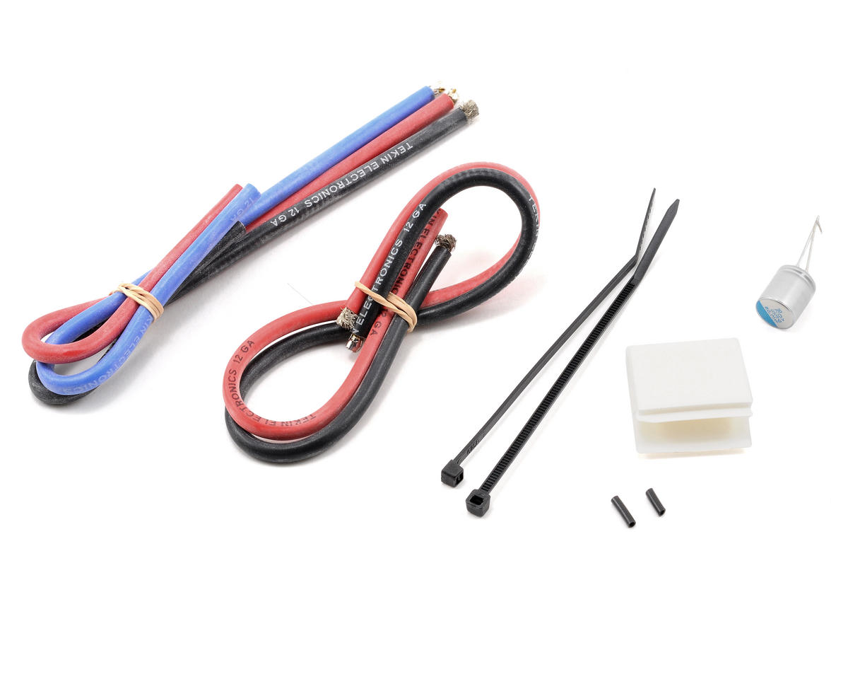 Tekin RS-Pro Sensored Brushless ESC/Motor Combo (17.5T)