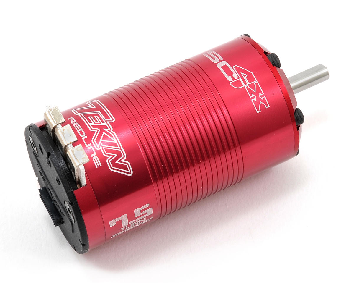 Tekin Redline SC4X Sensored Brushless 550 Motor (7.5T)