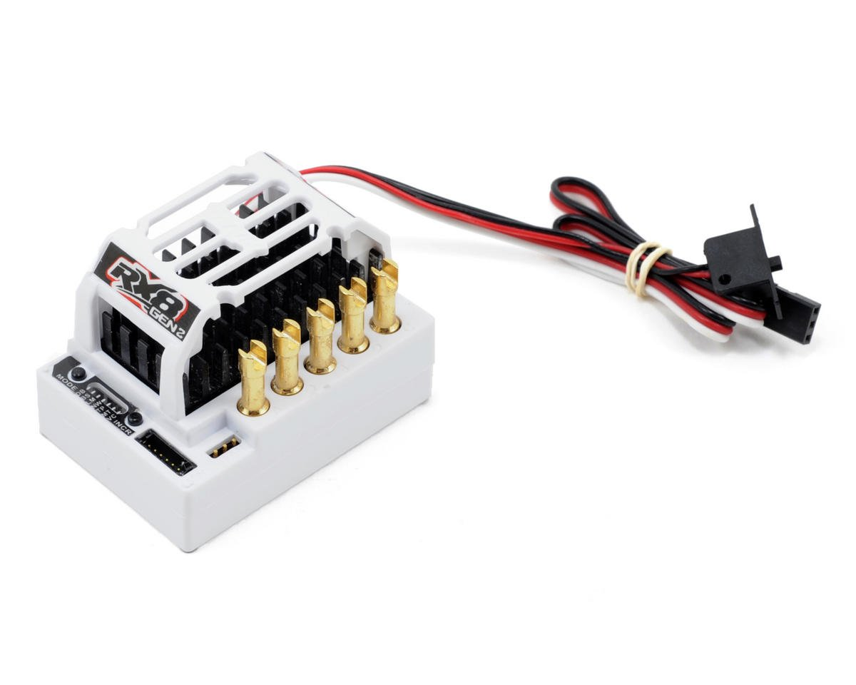 RX8 GEN2 1/8 Competition Brushless ESC