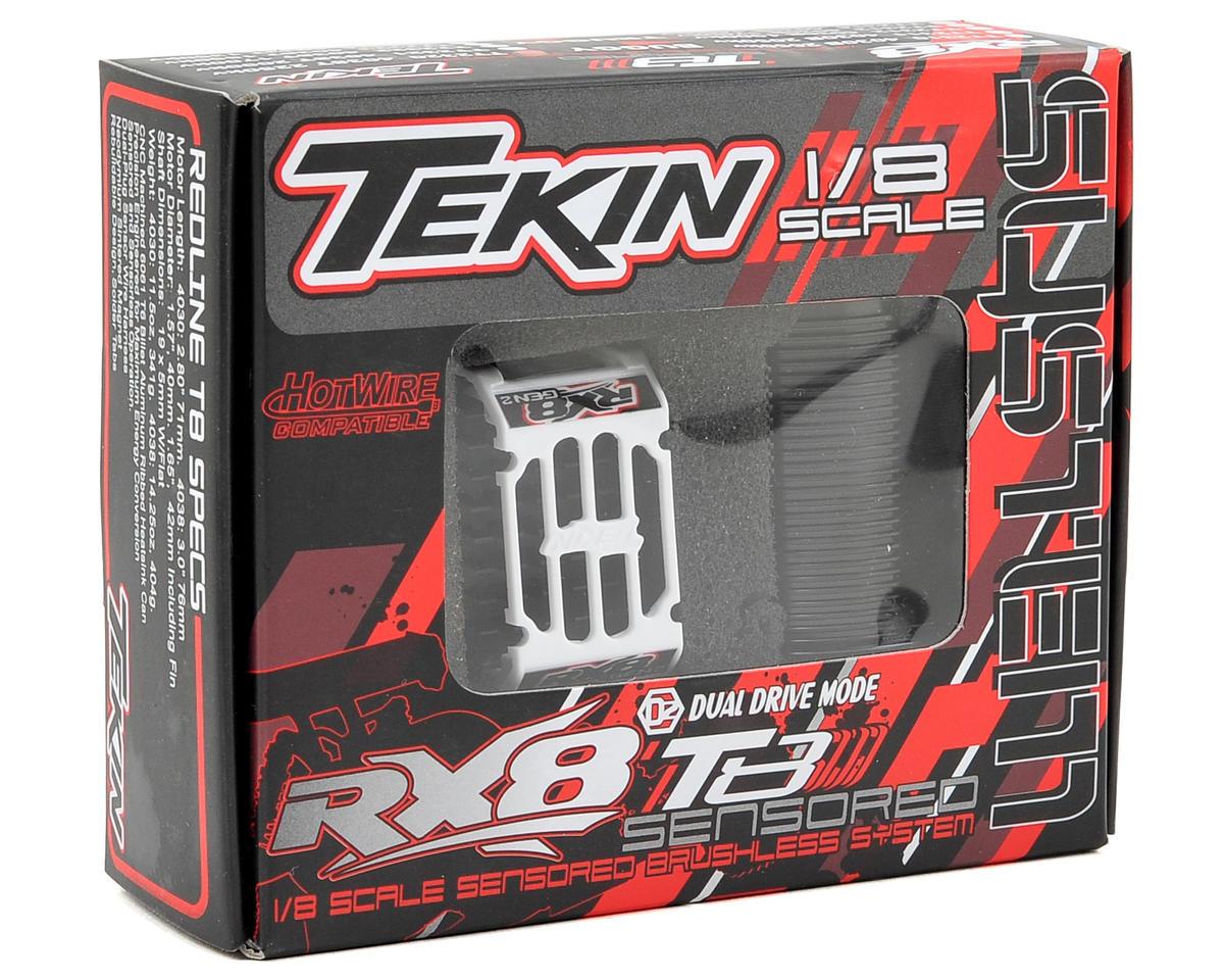 Tekin RX8 GEN2/Redline T8 1/8th Scale Truggy Brushless ESC/Motor Combo (2000kV)
