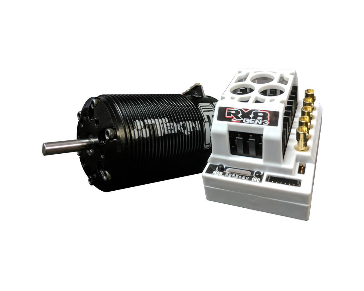 Tekin RX8 GEN3/Redline T8 GEN3 1/8 Truggy Brushless ESC/Motor Combo (2000kV)