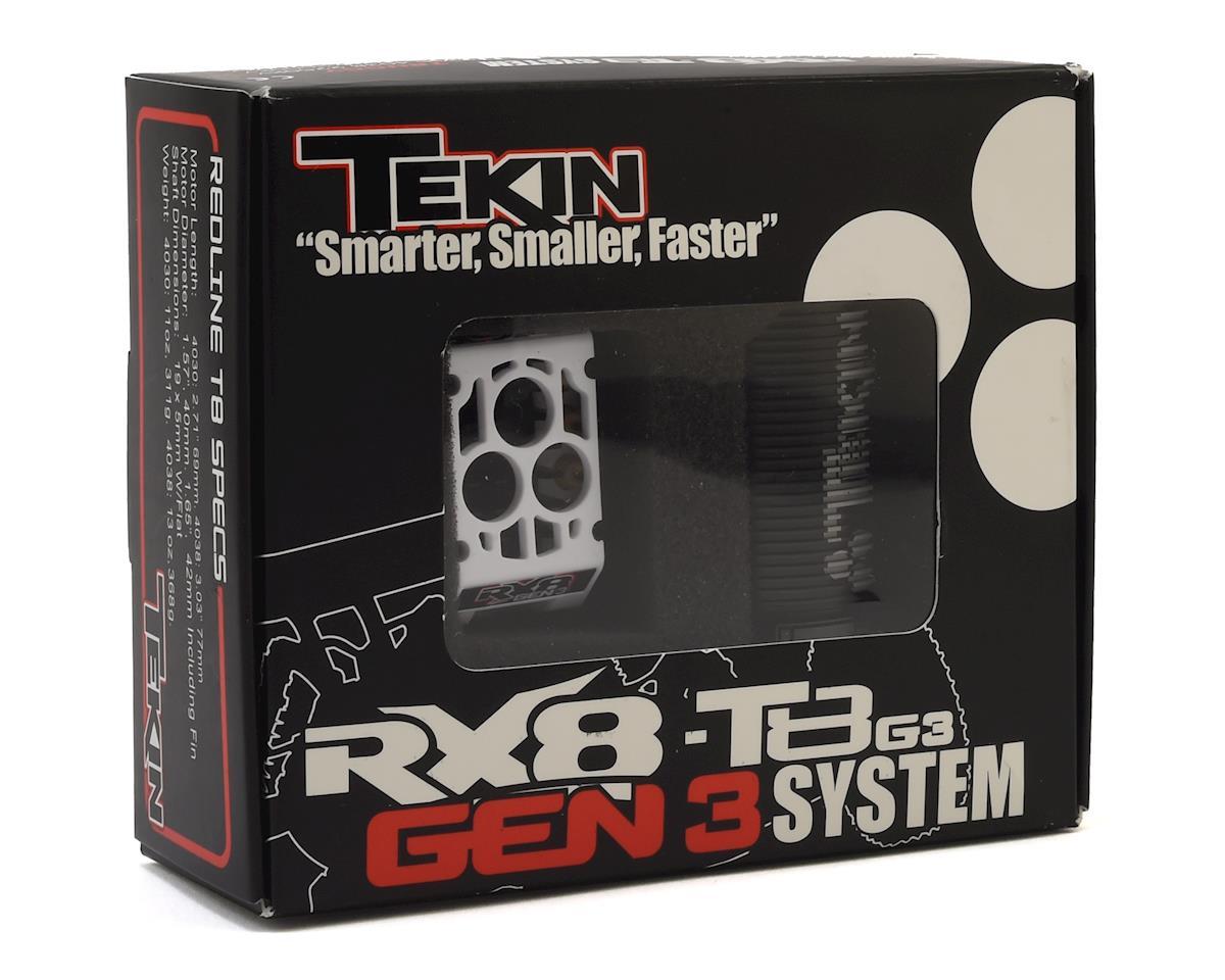 Tekin RX8 GEN3/Redline T8 GEN3 1/8 Truggy Brushless ESC/Motor Combo (1700kV)