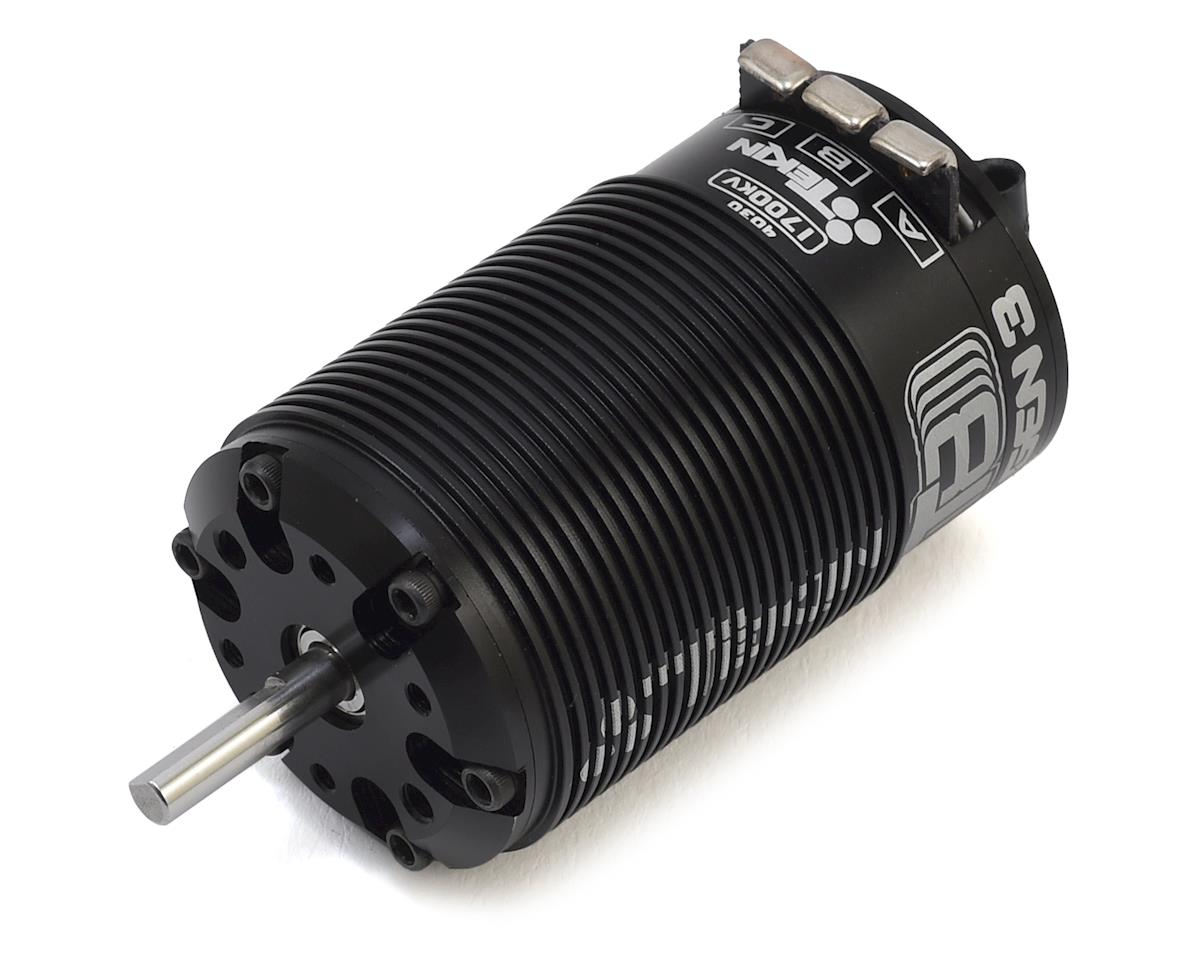 Redline T8 GEN3 4030 1/8 Buggy Competition Brushless Motor (1700kV) by Tekin