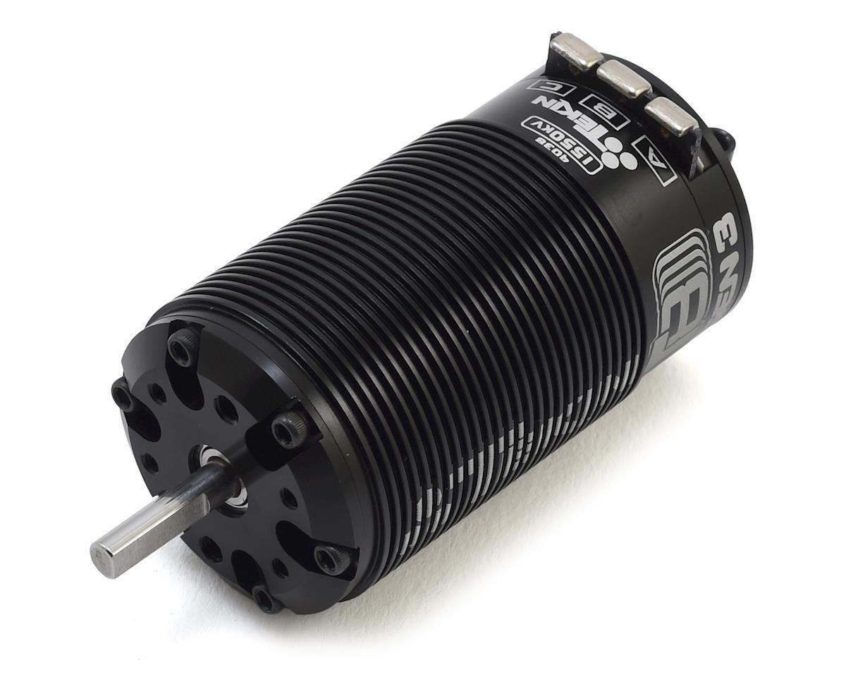 Tekin Redline T8 GEN3 4038 1/8 Truggy Sensored Brushless Motor (1700kV)