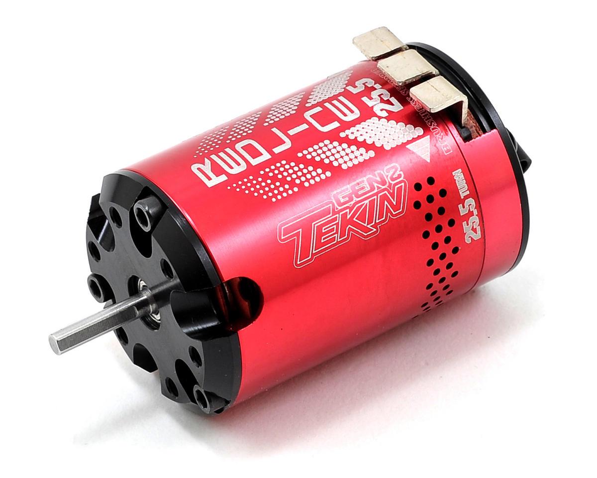 Tekin Redline Gen2 Sensored Brushless Motor (25.5T)