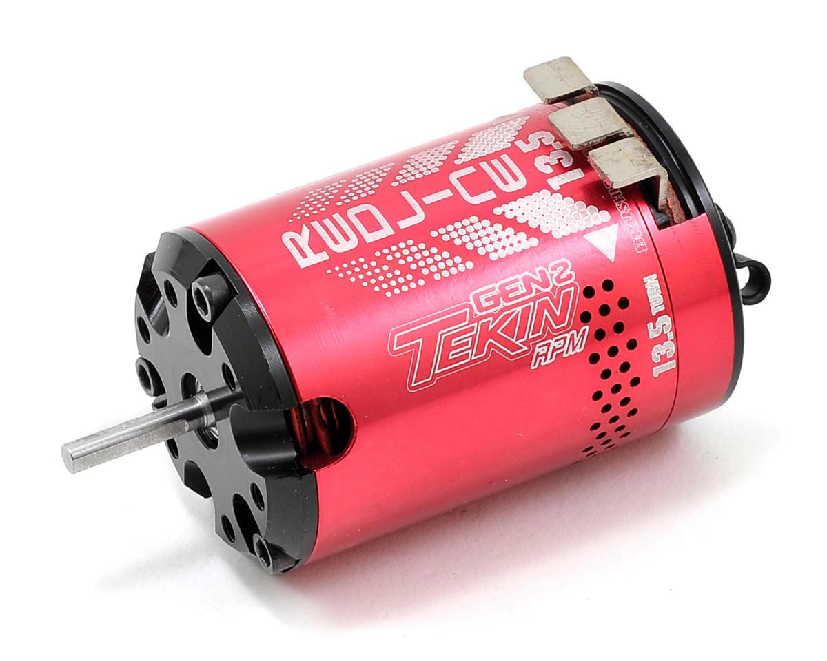 Tekin Redline Gen2 RPM Series Sensored Brushless Motor (13.5T)