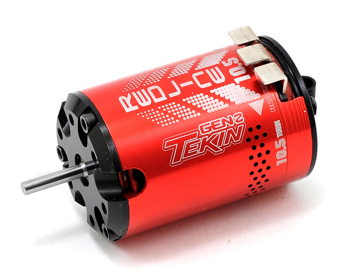 Tekin Redline Gen2 Modified Series Sensored Brushless Motor (10.5T)