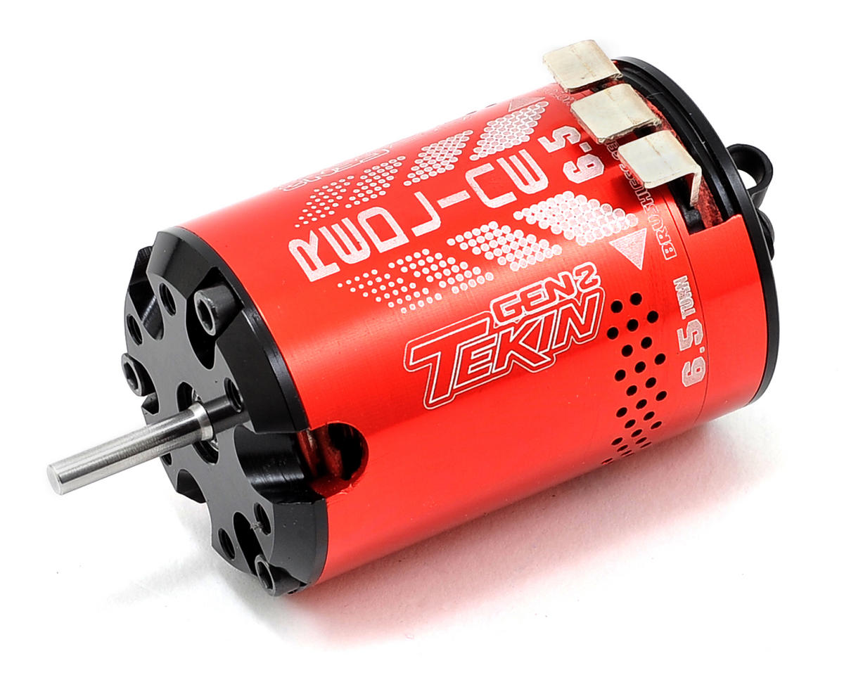 Tekin Redline Gen2 Modified Series Sensored Brushless Motor (6.5T)