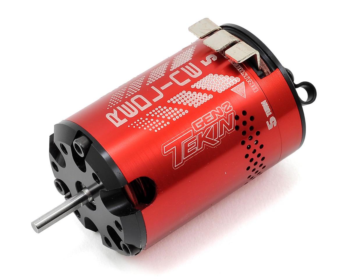 Tekin Redline Gen2 Modified Series Sensored Brushless Motor (5.0T)