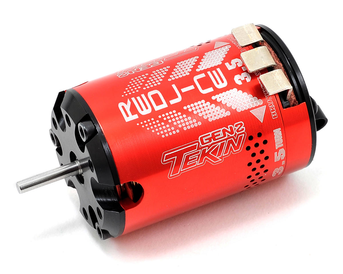 Tekin Redline Gen2 Modified Series Sensored Brushless Motor (3.5T)
