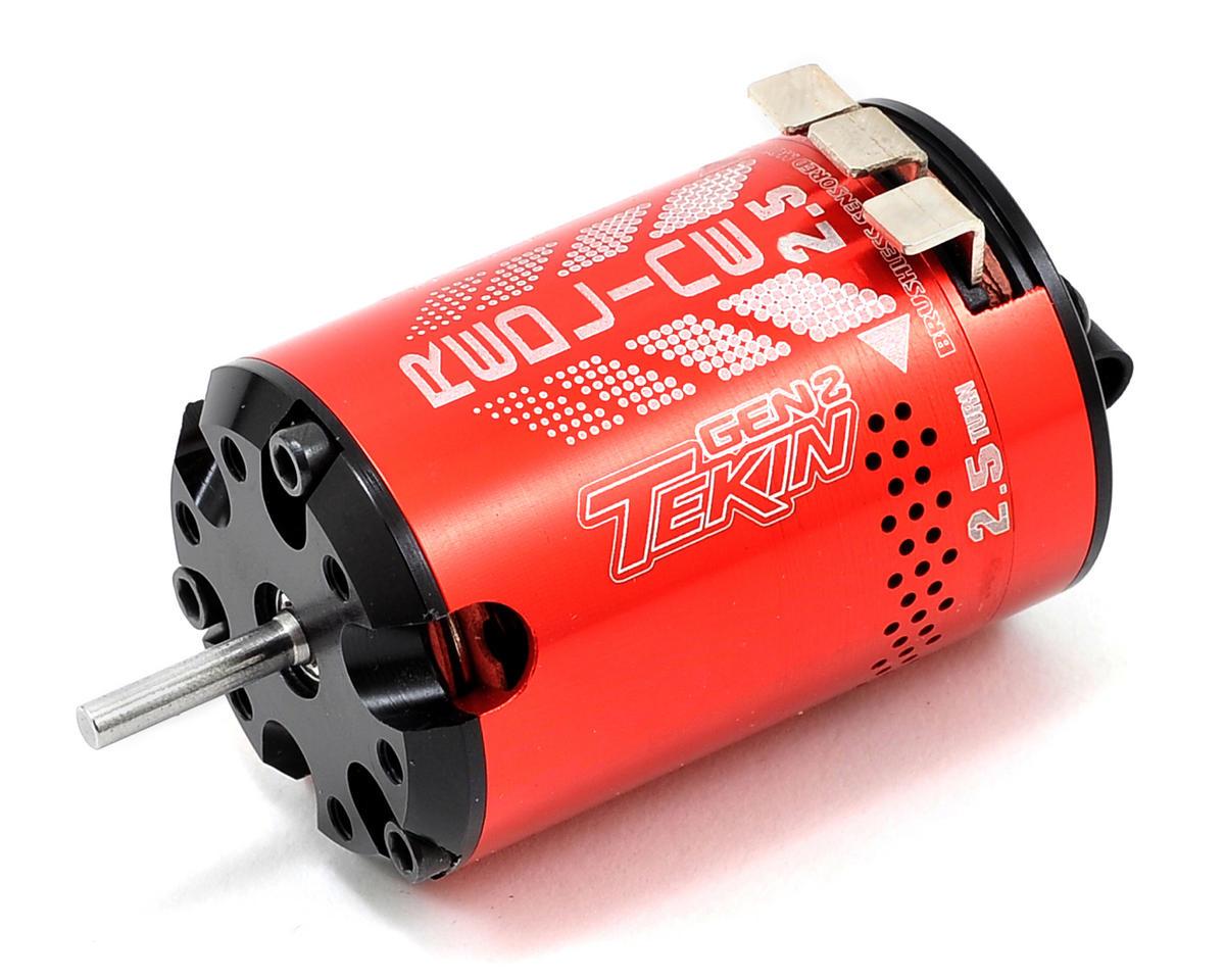 Tekin Redline Gen2 Modified Series Sensored Brushless Motor (2.5T)