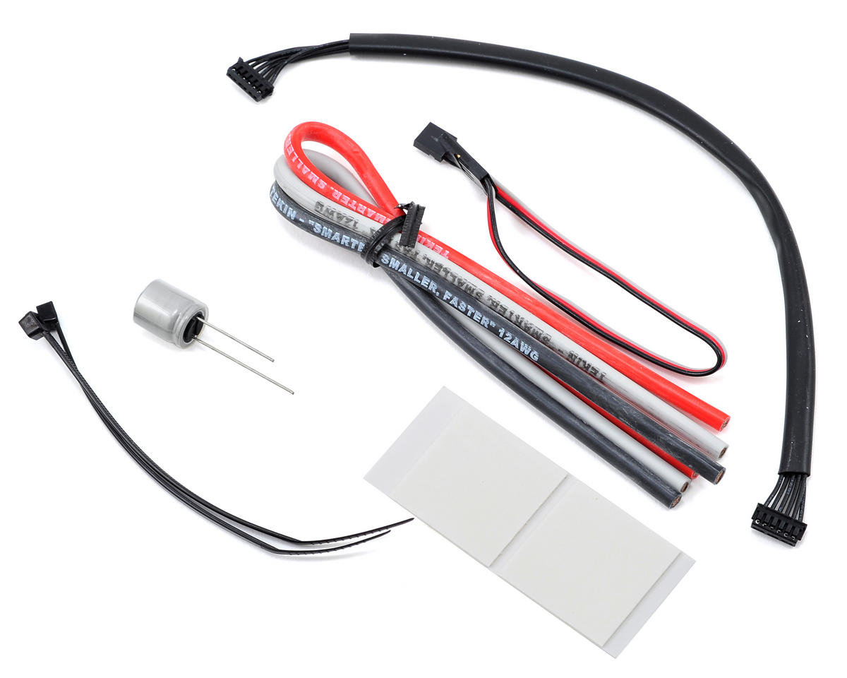 Tekin RS GEN 2 SPEC Sensored Brushless ESC/Gen2 Motor Combo (13.5T RPM)