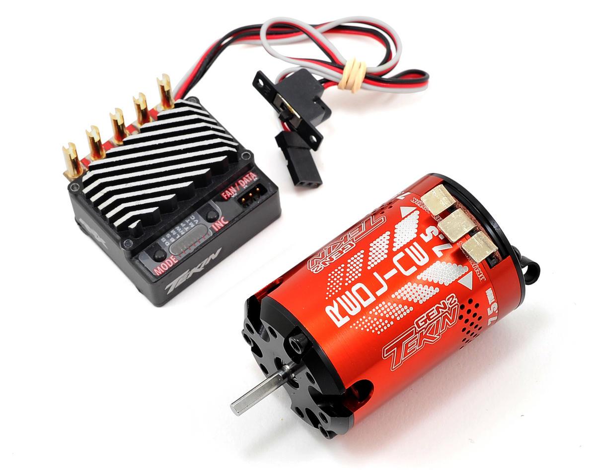 Tekin RSX Gen2 Sensored Brushless ESC/Motor Combo (7.5T)