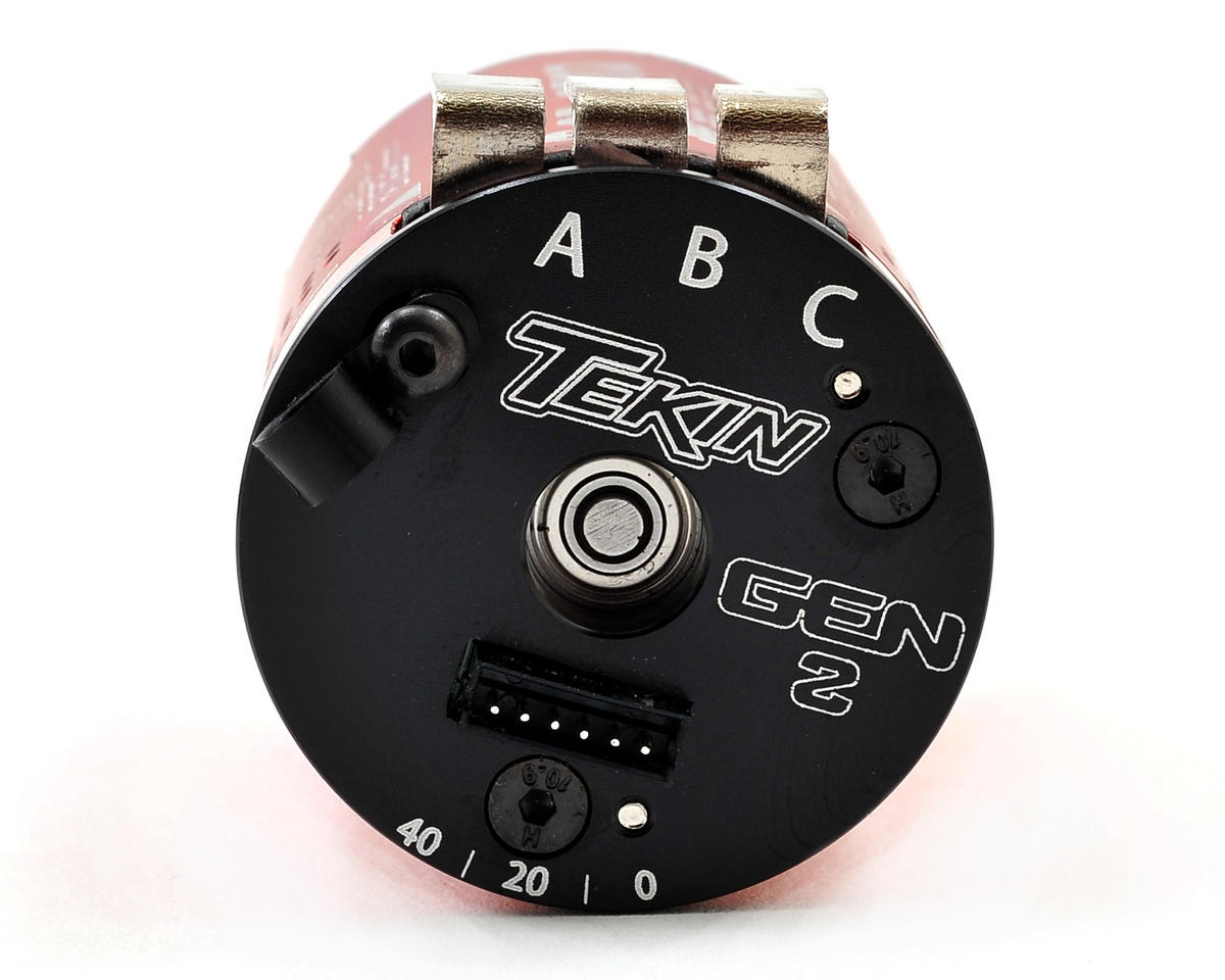 Tekin RSX Gen2 Sensored Brushless ESC/Motor Combo (3.5T)