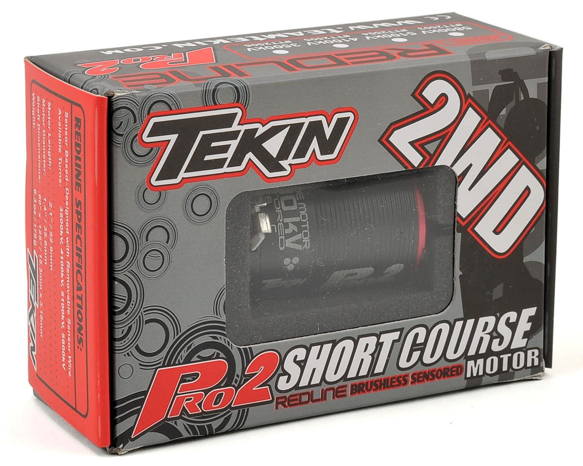 Tekin Pro2 HD 4-Pole Brushless Motor (3,500kV)