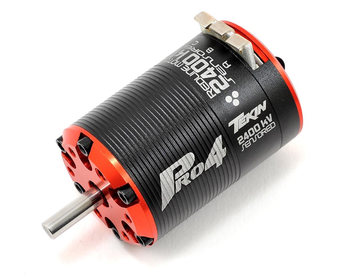 Tekin Pro4 4-Pole Brushless Motor w/5mm Shaft (2,400kV)