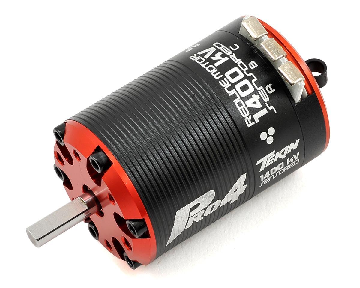 Tekin Pro4 4 Pole Brushless Motor W 5mm Shaft 1 400kv