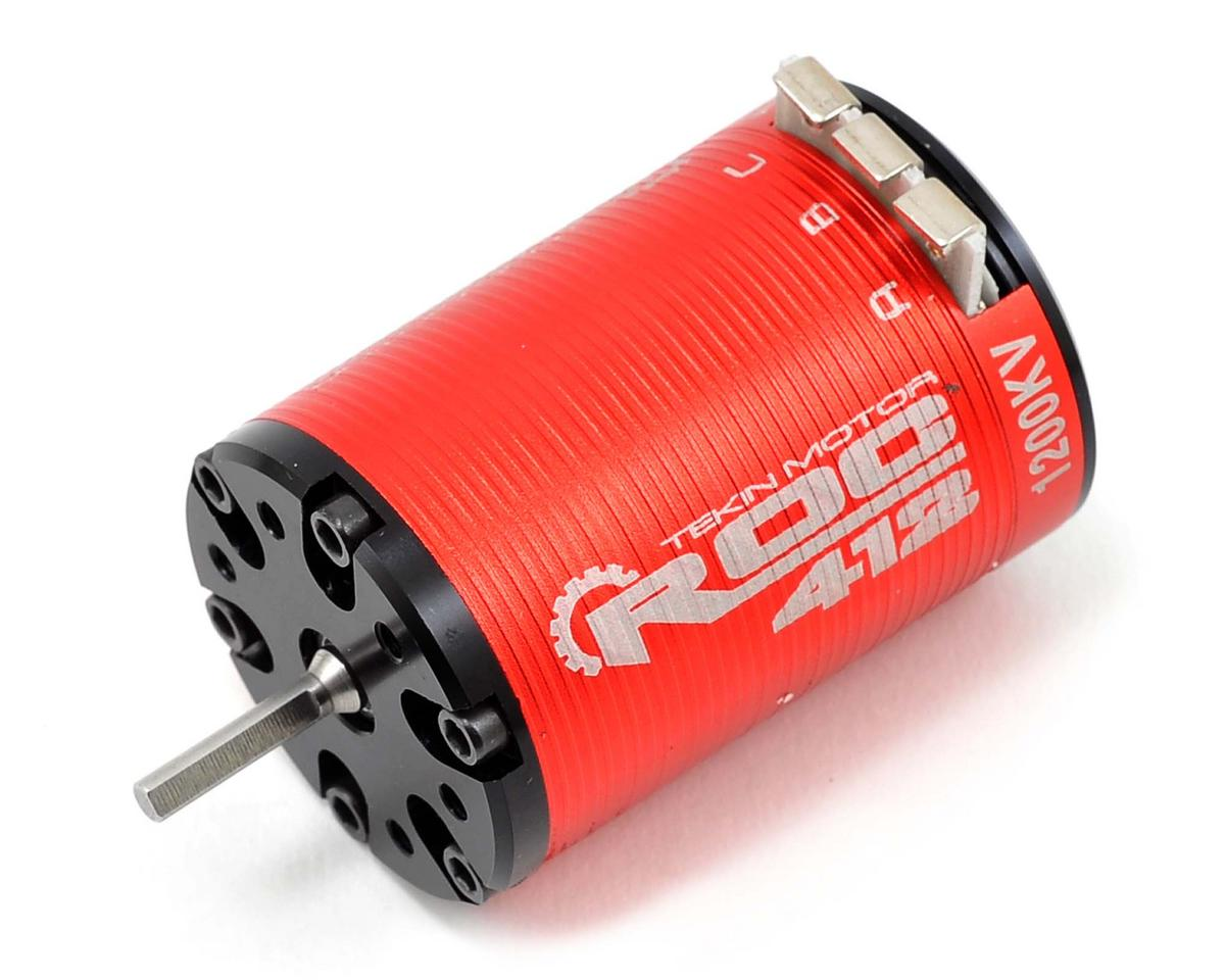 ROC 412 4-Pole Sensored Brushless Rock Crawler Motor (1200kV) by Tekin