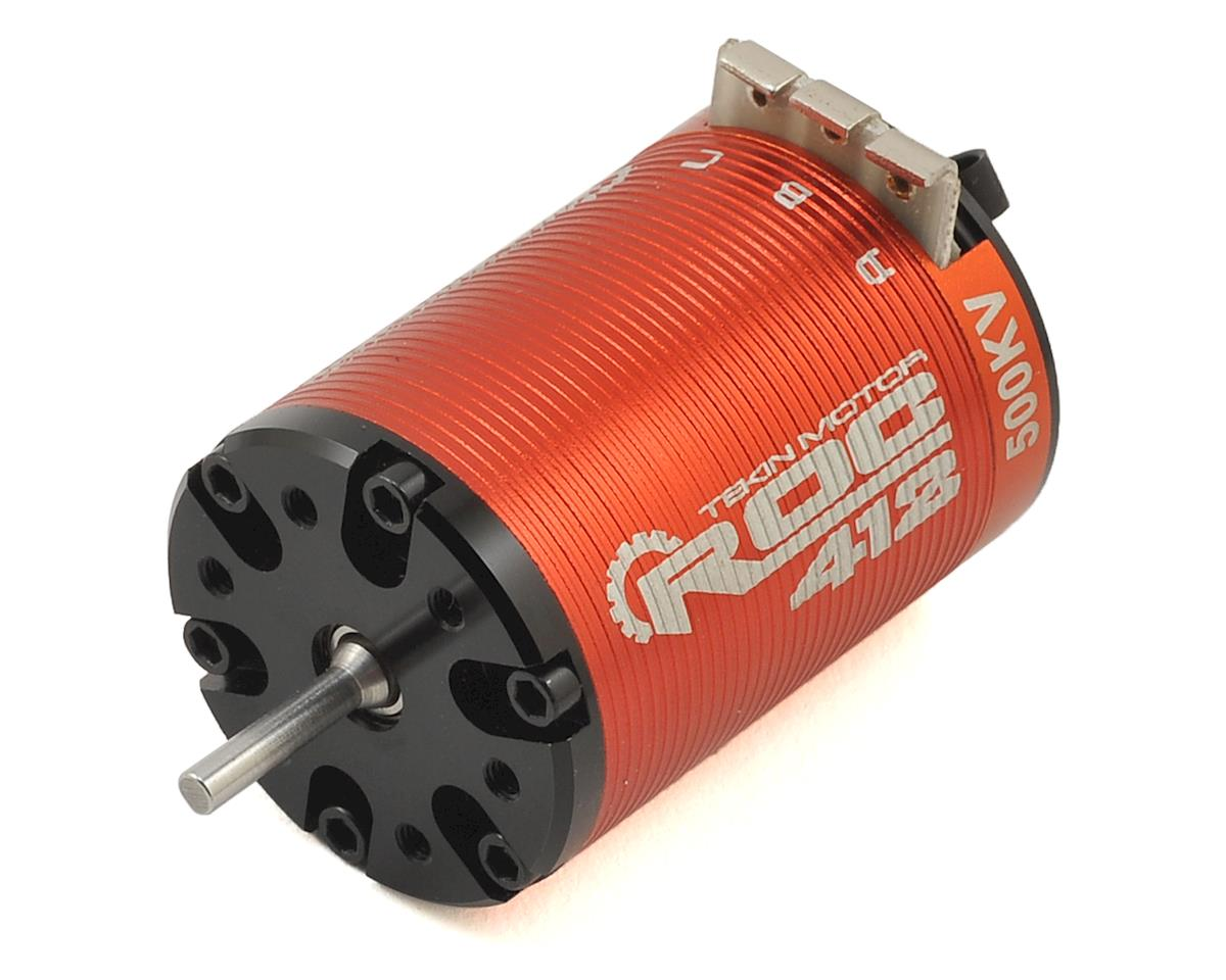 Tekin ROC 412 4-Pole Sensored Brushless Rock Crawler Motor (500kV)
