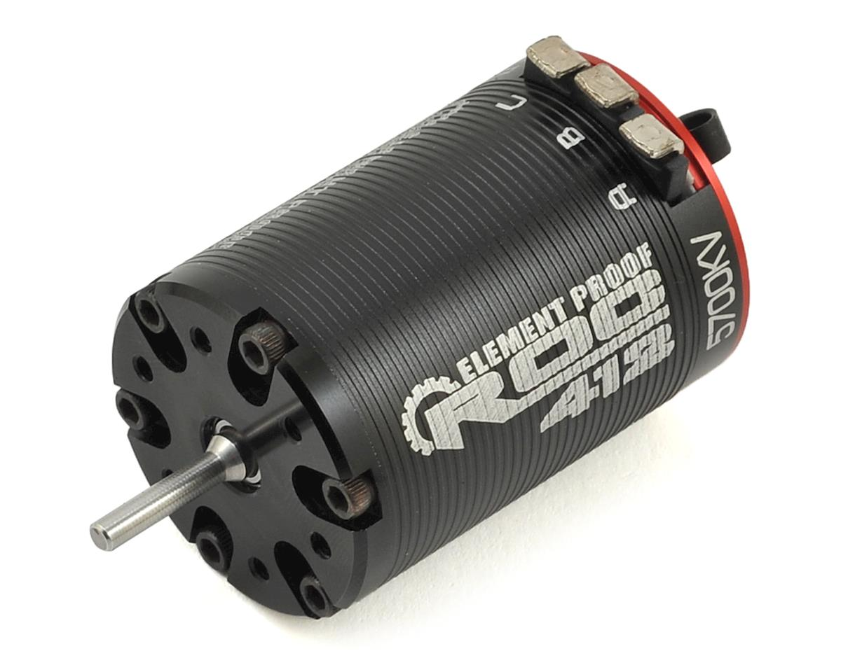 ROC412 Element Proof 4-Pole Sensored Brushless Rock Crawler Motor (5700kV) by Tekin
