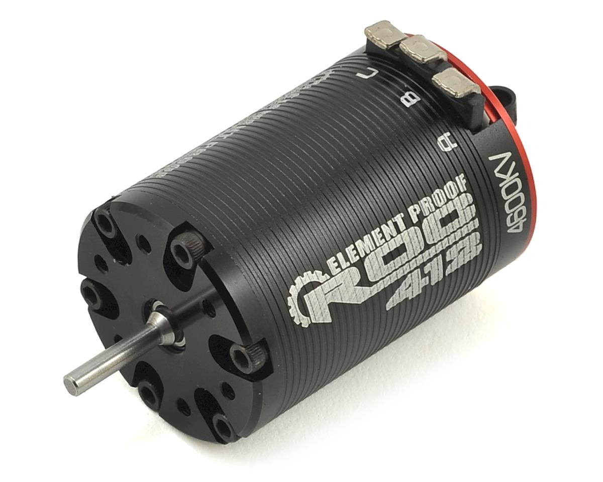 ROC412 Element Proof 4-Pole Sensored Brushless Rock Crawler Motor (4600kV) by Tekin
