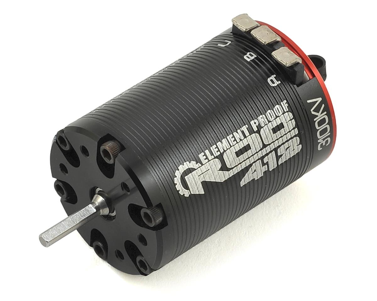 ROC412 Element Proof 4-Pole Sensored Brushless Rock Crawler Motor (3100kV) by Tekin
