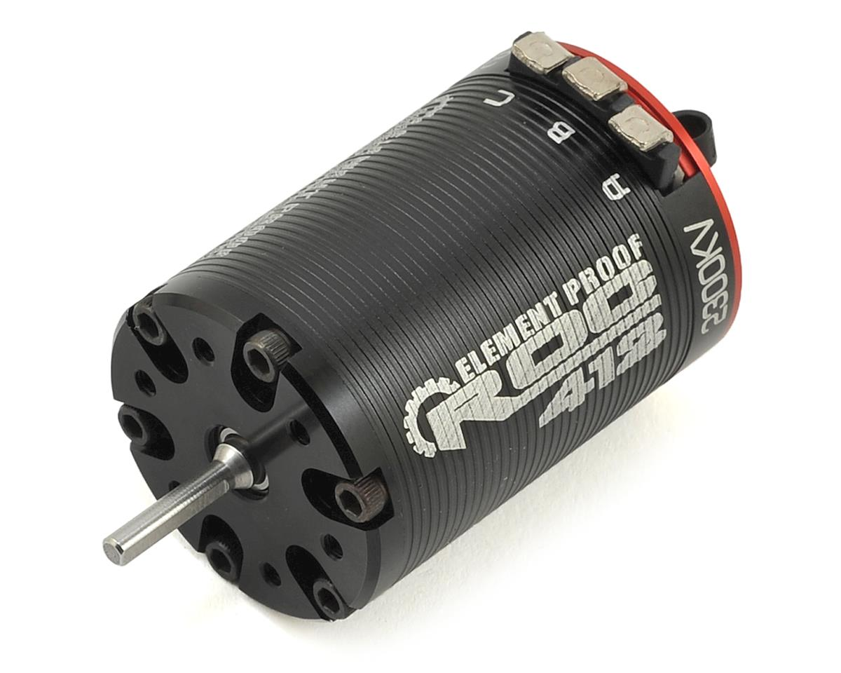 Tekin ROC412 Element Proof 4-Pole Sensored Brushless Rock Crawler Motor (2300kV)