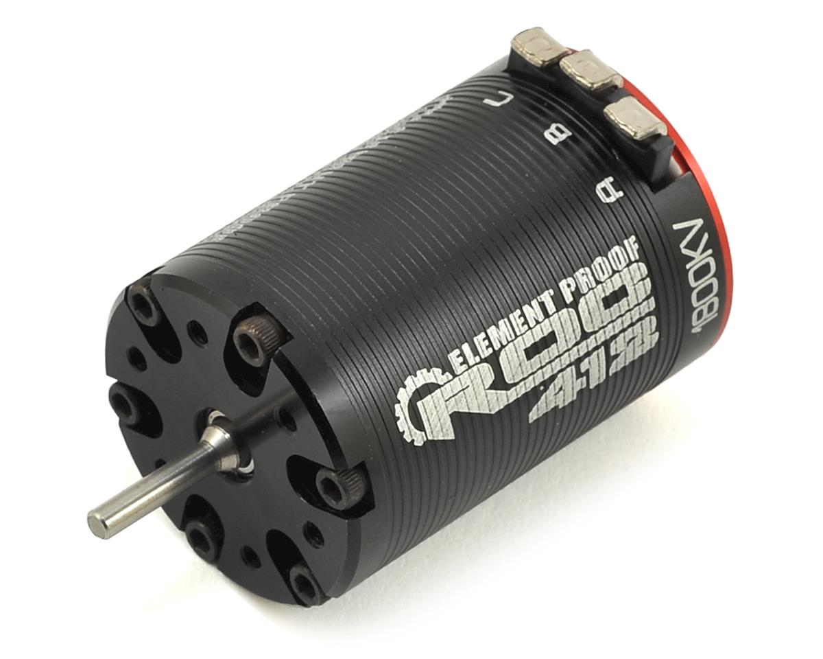 Tekin ROC412 Element Proof 4-Pole Sensored Brushless Rock Crawler Motor (1800kV)