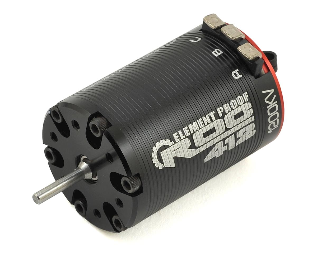 Tekin ROC412 Element Proof 4-Pole Sensored Brushless Rock Crawler Motor (1200kV)