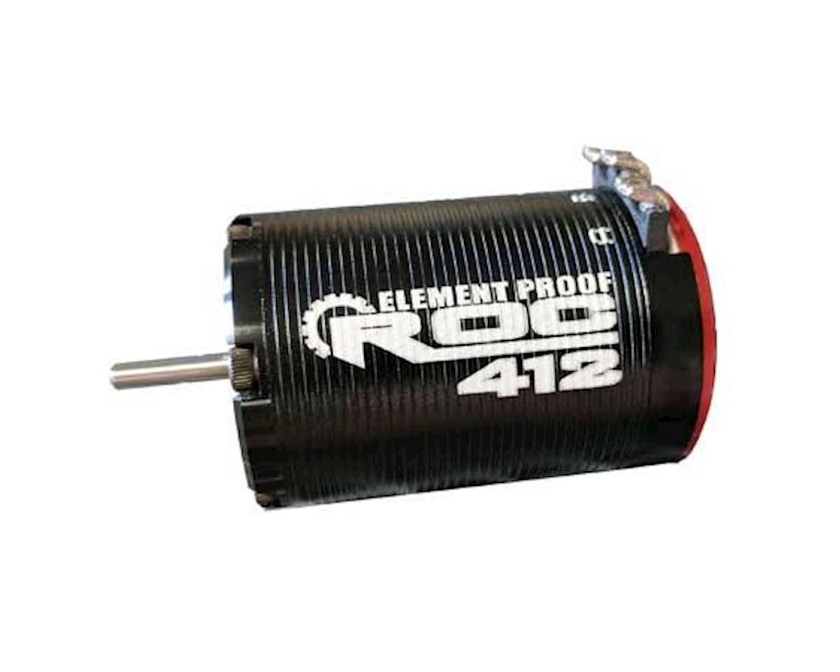 Tekin ROC412 Element Proof 4-Pole Sensored Brushless Rock Crawler Motor (500kV)