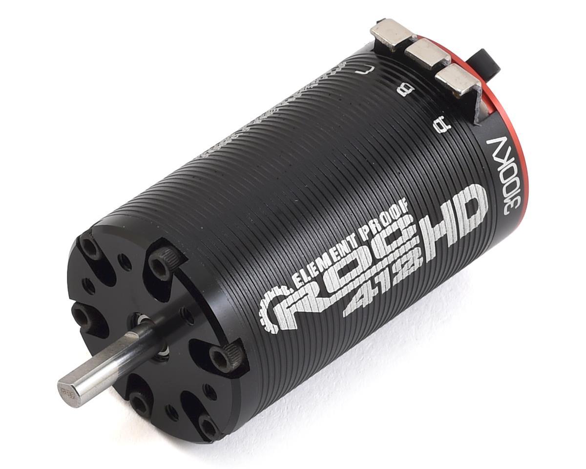 ROC412 HD Element Proof Sensored Brushless Crawler Motor (3100kV) by Tekin