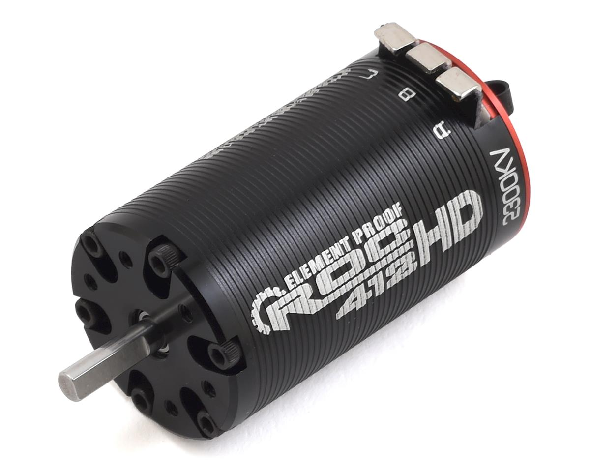 ROC412 HD Element Proof Sensored Brushless Crawler Motor (2300kV) by Tekin
