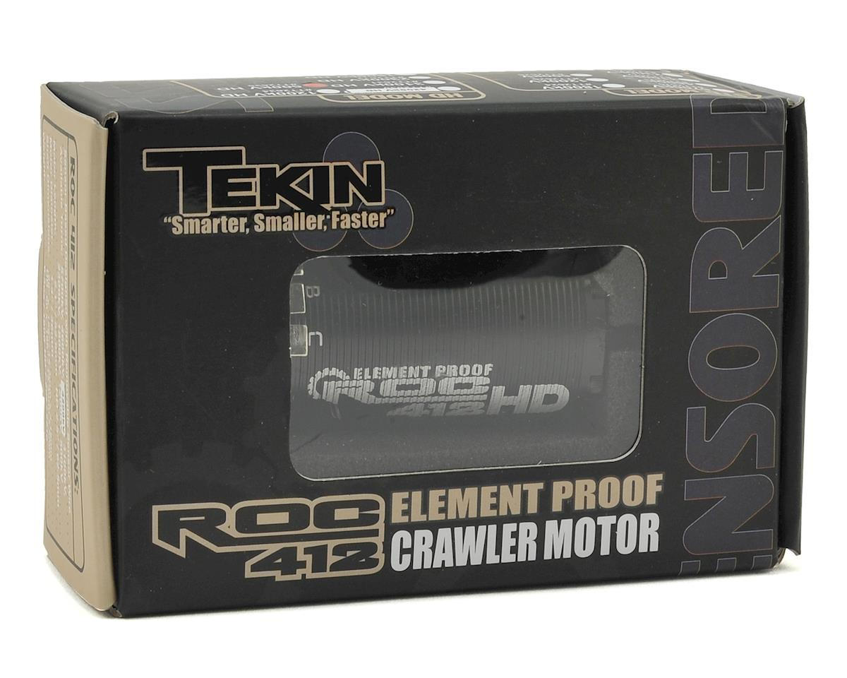 Tekin ROC412 HD Element Proof Sensored Brushless Crawler Motor (500kV)