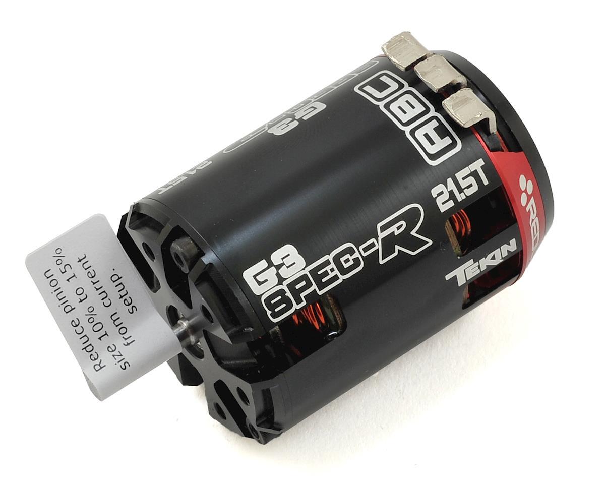 Redline Gen3 Spec-R Sensored Brushless Motor (21.5T) by Tekin