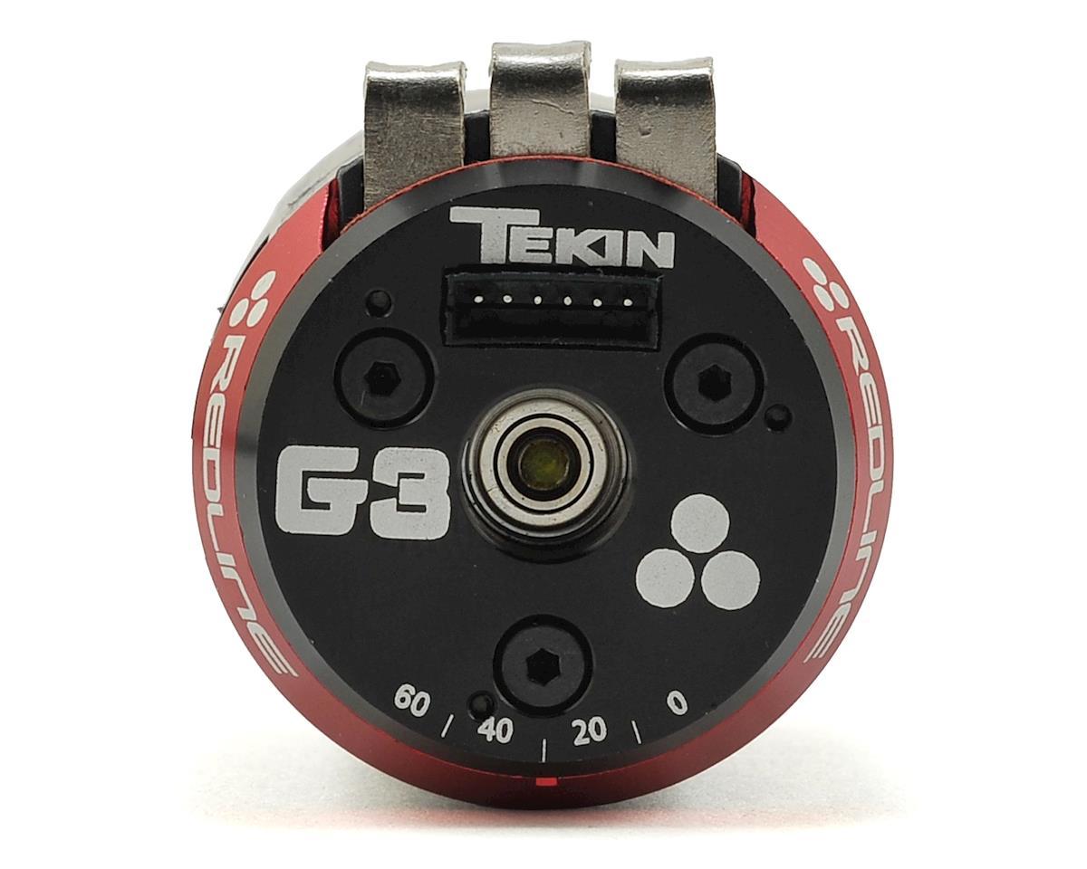 Tekin Redline Gen3 Spec-R Sensored Brushless Motor (6.5T)