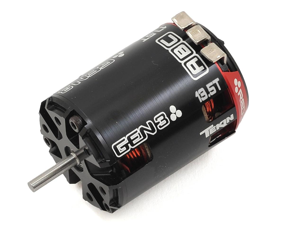 Tekin Redline Gen3 Sensored Brushless Motor (13.5T)