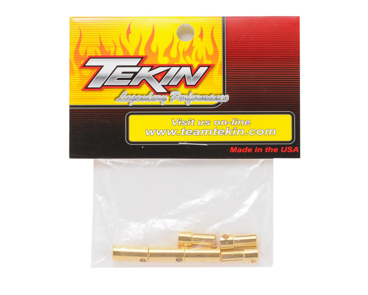 5.5mm High-Efficiency Bullet Connector (3) by Tekin