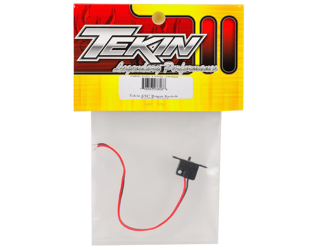 Tekin ESC Power Switch