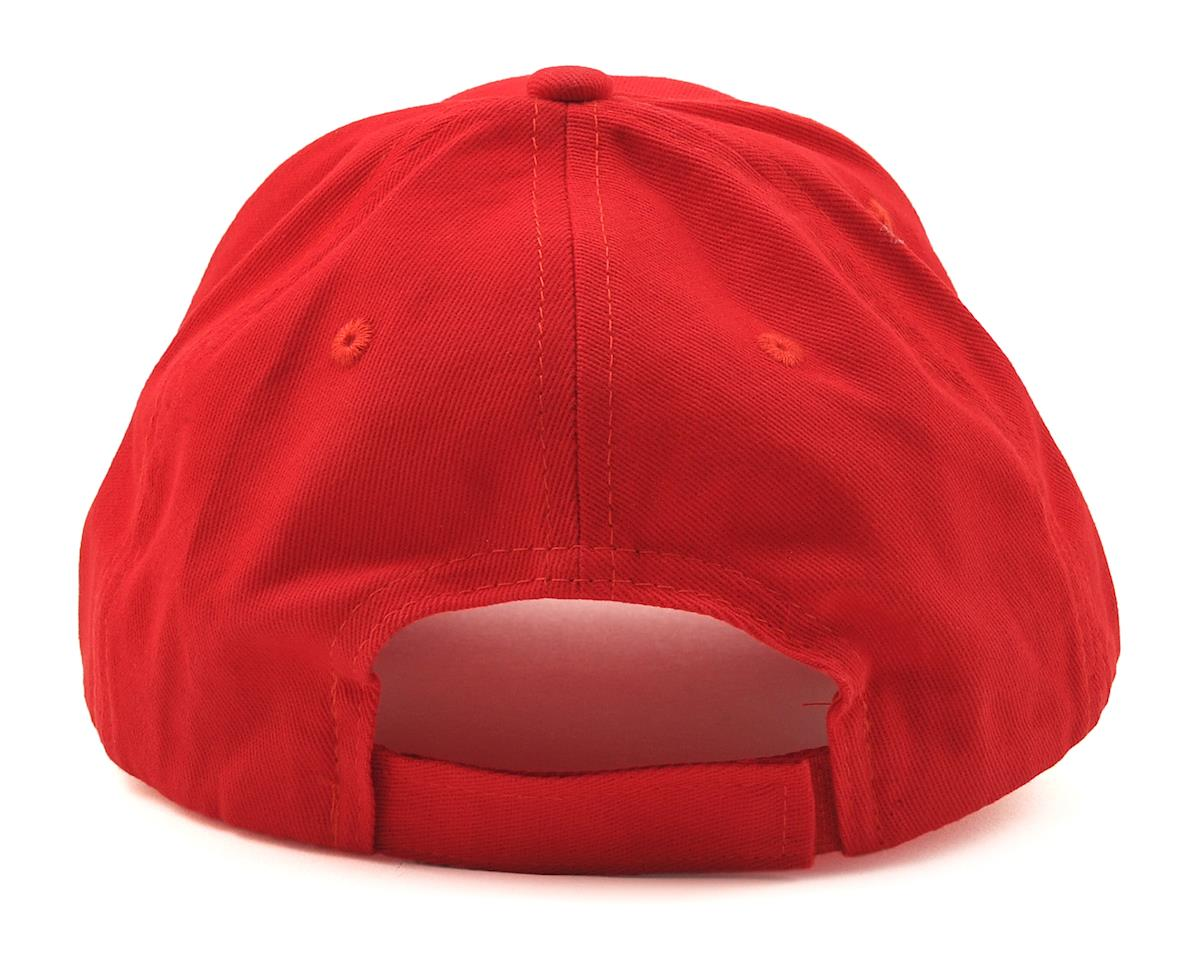 Tekin Adjustable Hat (Red) (One Size Fits Most)
