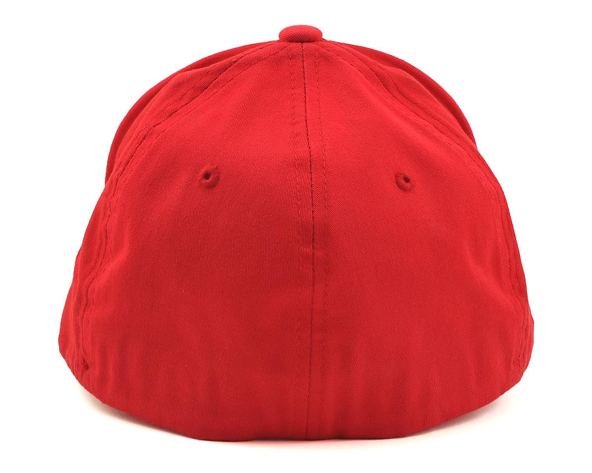 Tekin Flexfit Hat (Red) (S/M)