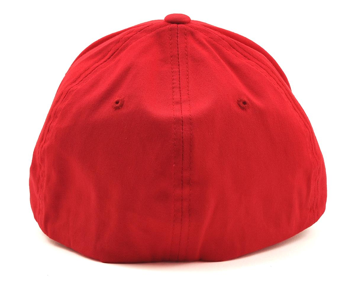 Tekin Flexfit Hat (Red) (L/XL)