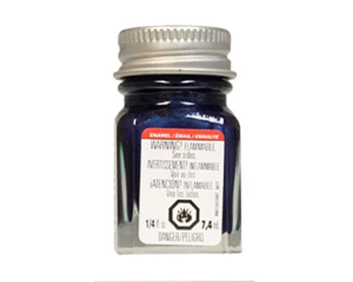 Enamel 1/4oz Artic Blue Metallic by Testors