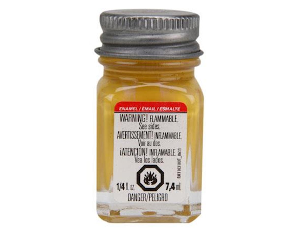 Enamel 1/4oz, Caramel by Testors