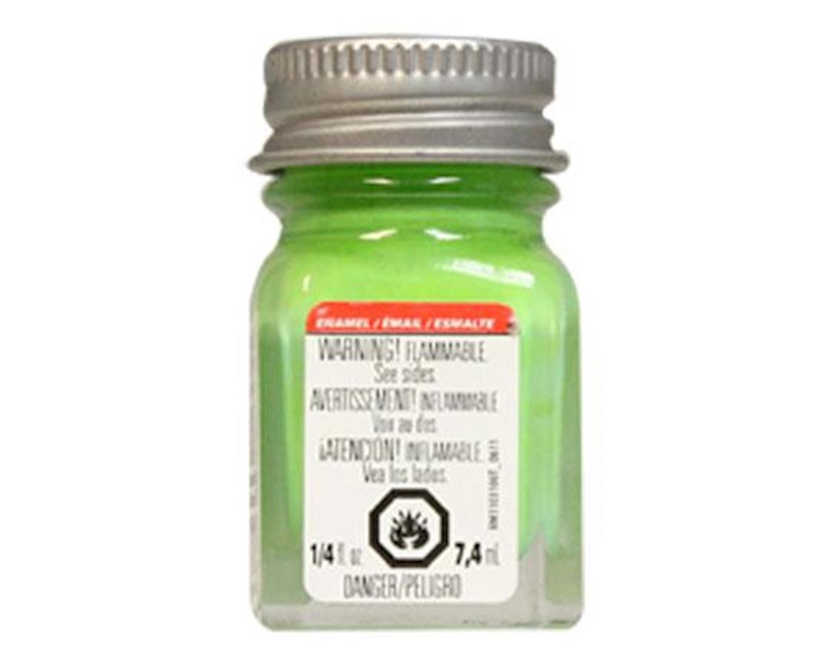 Testors Enamel 1/4oz Sublime Green Gloss