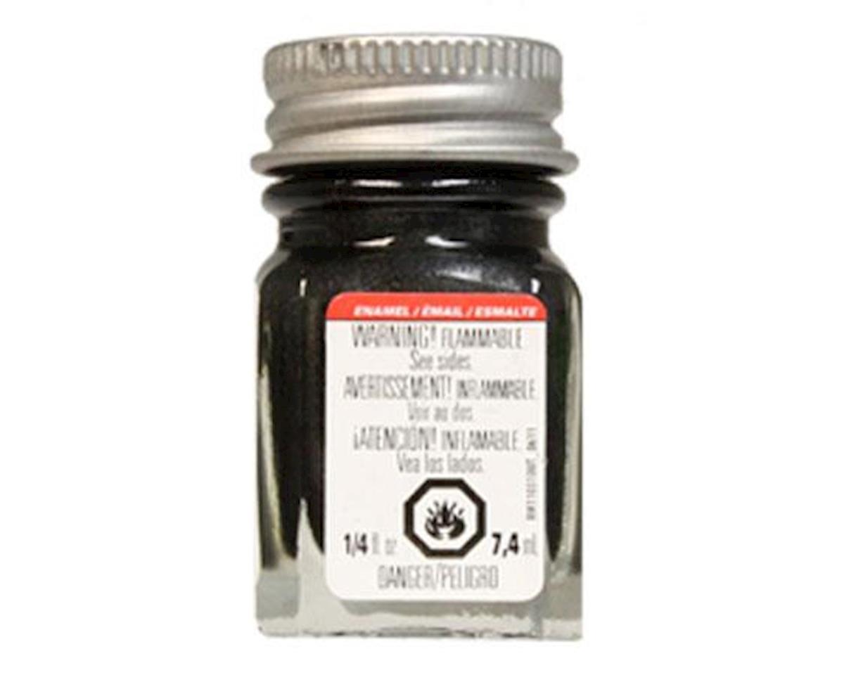 Enamel 1/4oz Graphite Gray Metallic by Testors