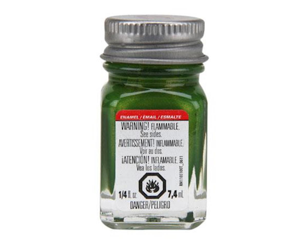 Testors Enamel 1/4oz, Bright Lime