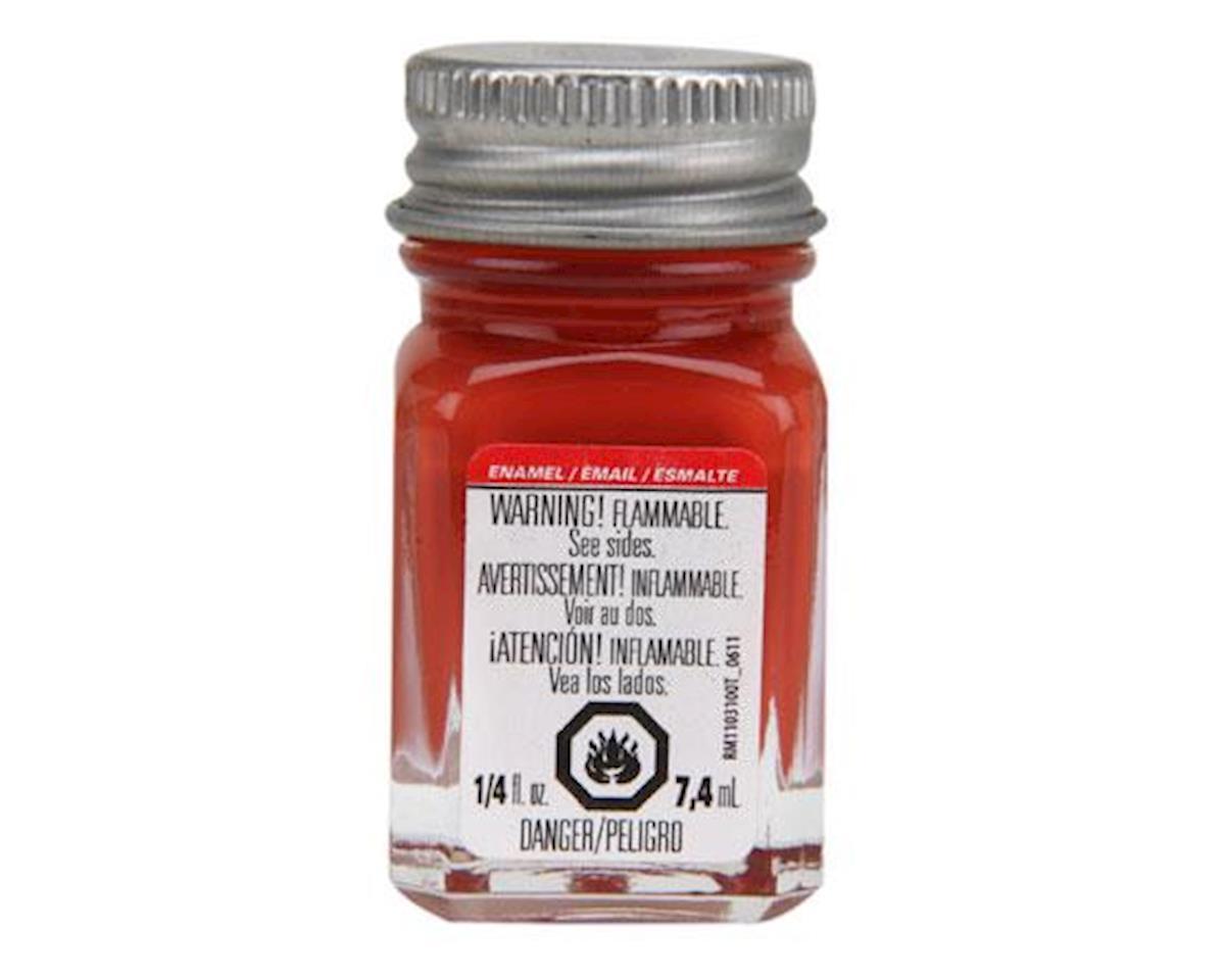 Testors Enamel 1/4oz, Grapefruit (F)