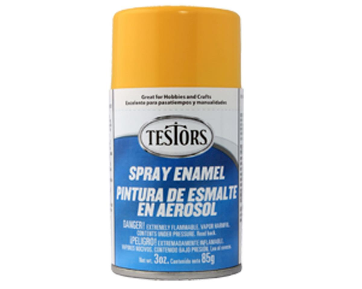 YELLOW SPRAY by Testors