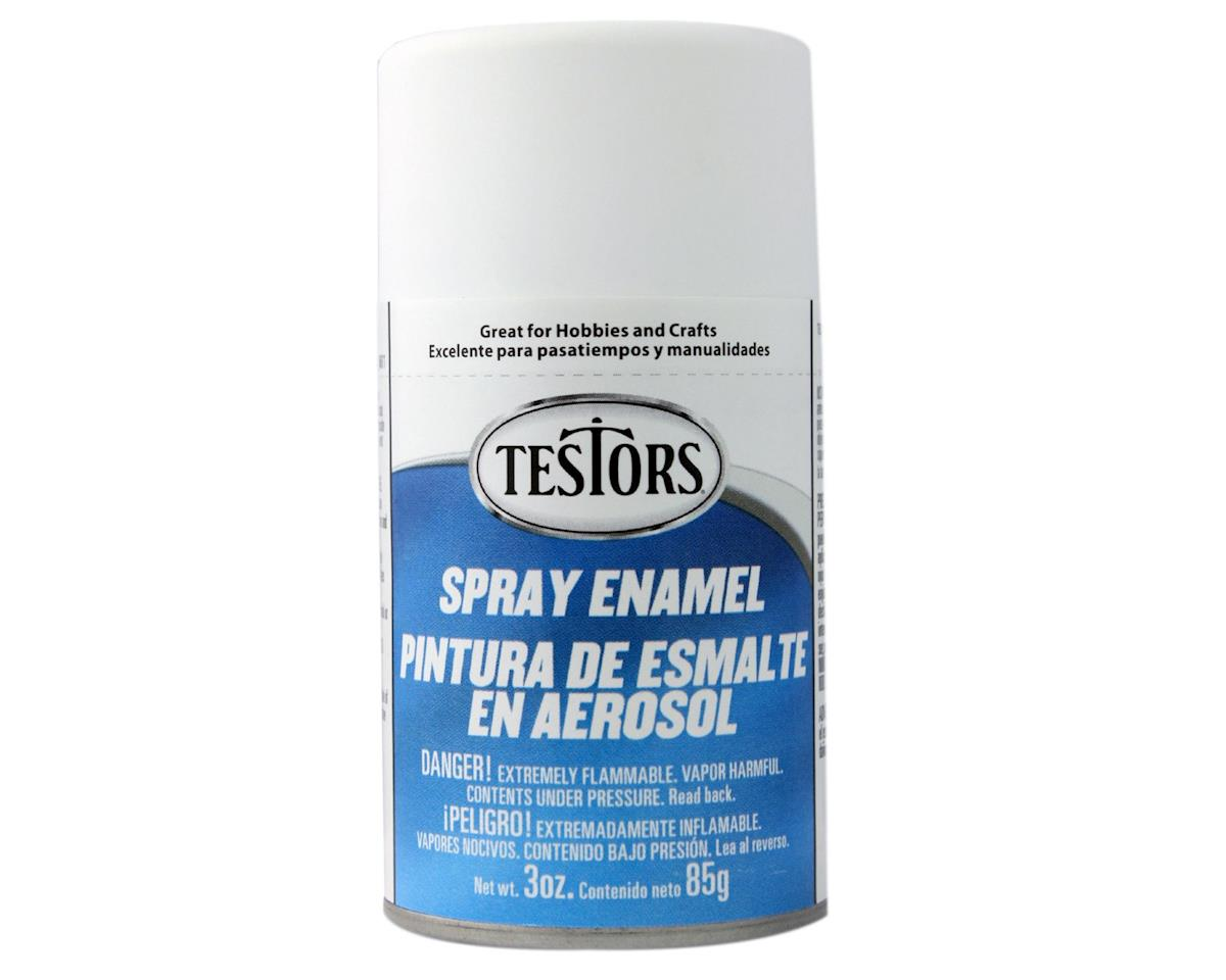 Testors FLAT WHITE SPRAY